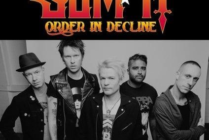 Sum's 41 seventh album
