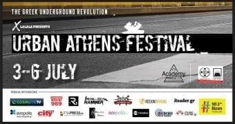 Urban Athens Festival
