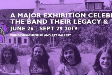 Έκθεση για τα 50 χρόνια των Black Sabbath