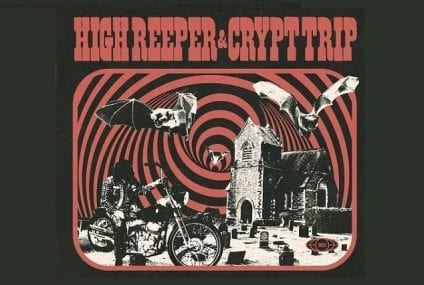High Reeper & Crypt Trip on tour