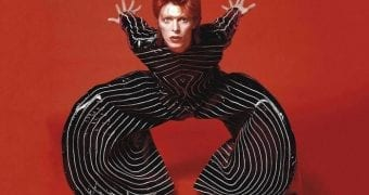 The doll of David Bowie