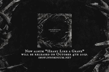 Insomnium new album and tour