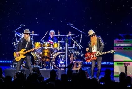 ZZ Top: 50th Anniversary US Tour 2019