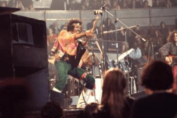 The return of Jimi Hendrix