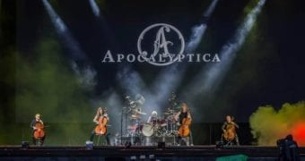 Apocalyptica Live In Athens & Salonica