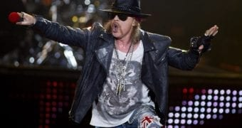 Don't mess with … Axl