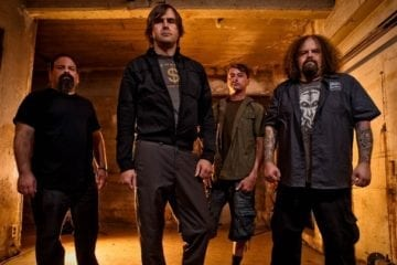 Napalm Death European Tour