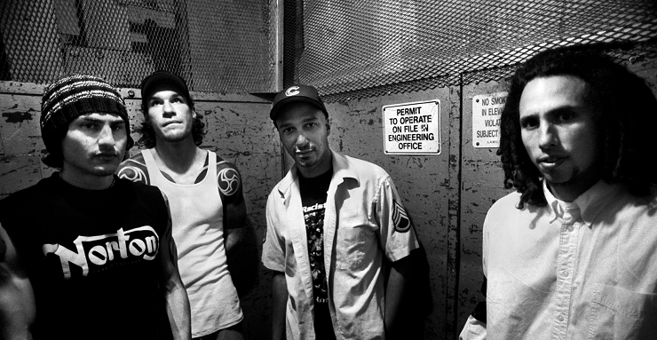 The Return of Rage Against The Machine