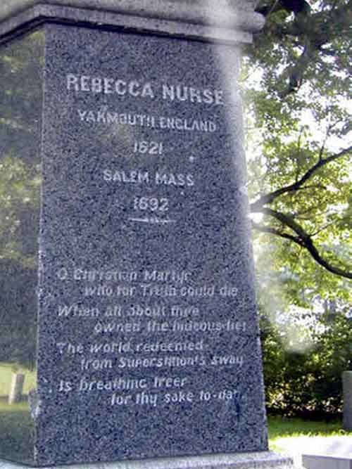 Rebecca Nurse