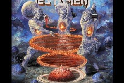 Testament new album on April