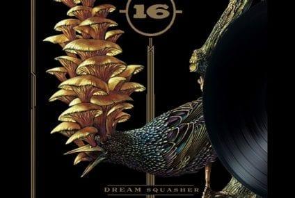 Sludge veterans 16 returns with new album!
