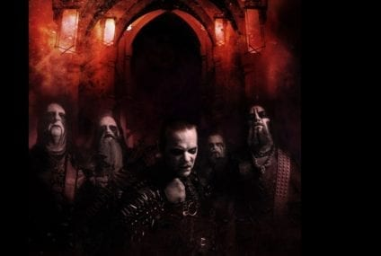 On the way, the new Dark Funeral album