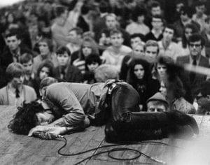 Jim Morrison (Photo The Music Site)