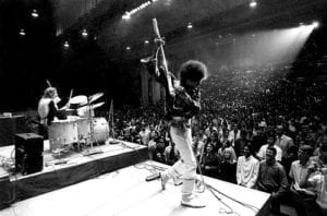 Jimmi Hendrix In Bakersfield 1967