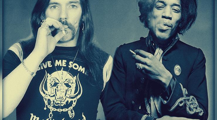 Lemmy & Hendrix