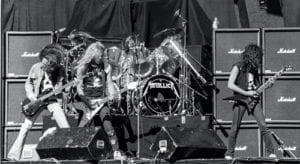 Metallica 1985 (Photo Smithsonian Insider)