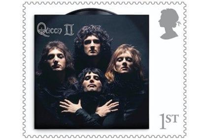 Ακόμα ένας Βρετανικός φόρος τιμής στους Queen