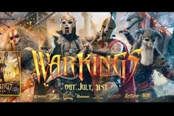 Warkings new album out on July 31st