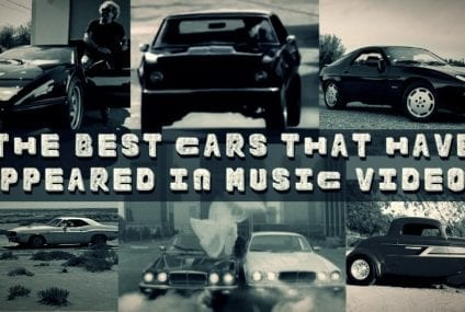 The best cars that have appeared in music videos