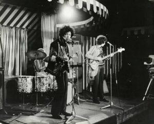 Jimmy Hendrix 1967
