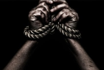 The horror of slavery and oppression of people …